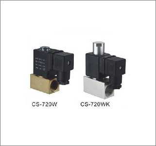 Brass 2 Way Direct Acting Timer Controlled Solenoid Valve Cs 720