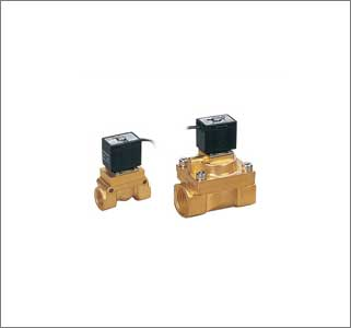 Two Position Two Way Solenoid Valve 5404 Series High Temperature Solenoid Valve