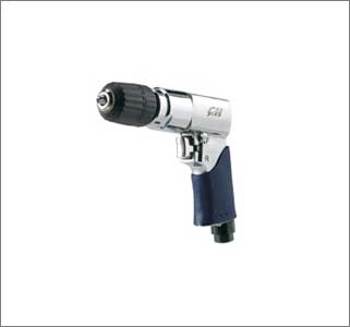 Pneumatic Keyless Reversible Air Drill