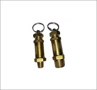 Safety Valve For Compressor